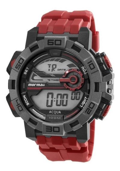 Relógio Masculino Mormaii Mo1148ac/8r ( Rev. Autorizada) Nfe