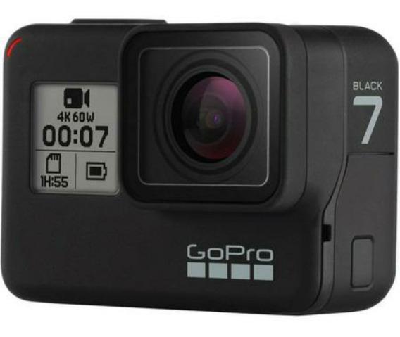 Gopro Hero 7 Black + Cartão 32g + Acessórios