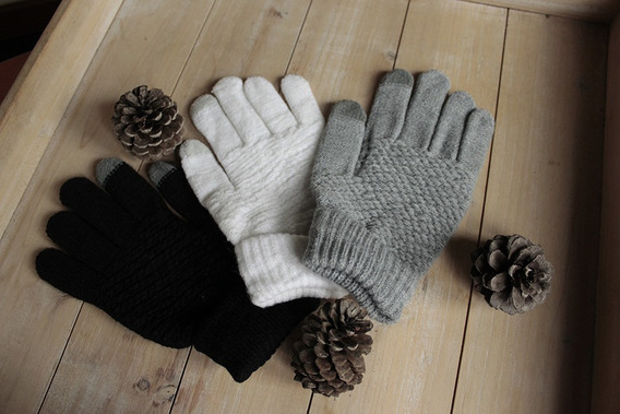 Guantes Touch Para Smartphones Y Tablets