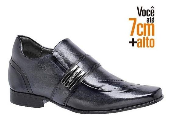 Sapato Social Vegas Alth Com Salto Até 7cm - 3222