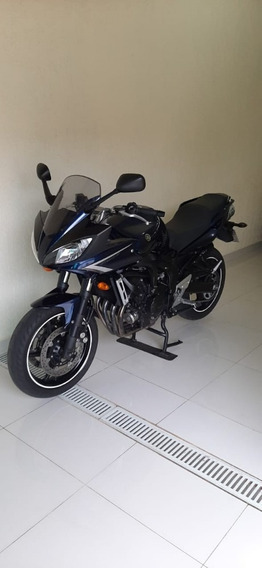 Yamaha Fz6 Fazer 600 Baixa Km Impecavel Dut 2020 Em Maos