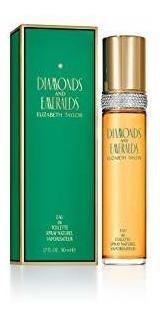 Diamantes Y Esmeraldas De Elizabeth Taylor Para Mujer, Spray