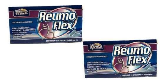 Reumo Flex Ypenza 30 Capsulas (2 Cajas) Envio Full