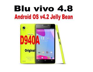 Software Original Blu Vivo 4.8 D940a