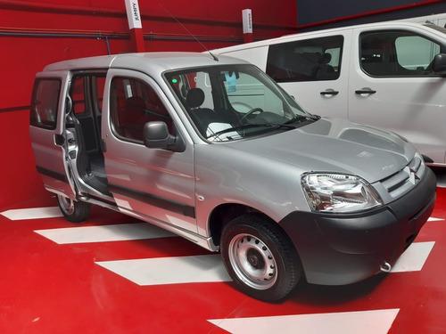 Citroen Berlingo Furgón Mixto Nafta 0km - Darc Citroen Autos