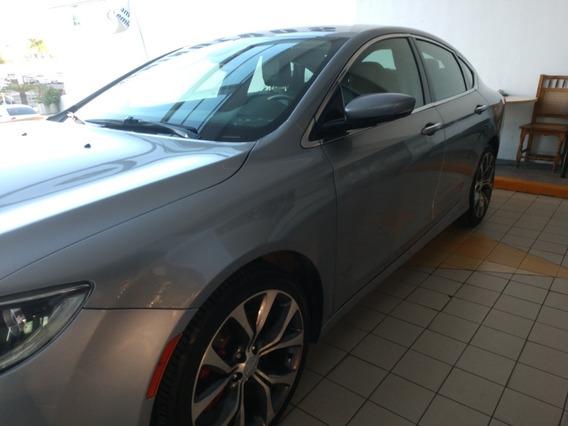 Chrysler 200c 2.4 L4 At 2015 Piel