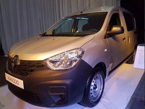 Renault Kangoo 1.6 5a 0km 2018 Af