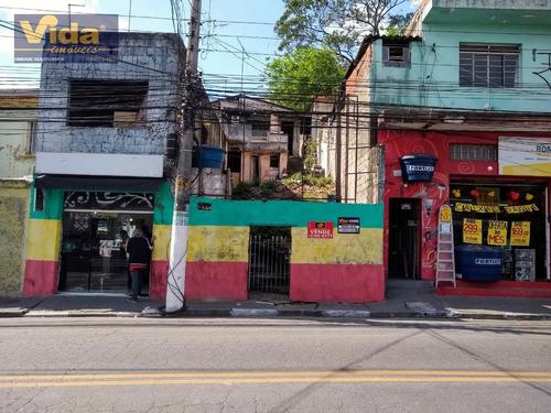 Imagem 1 de 3 de Terreno A Venda Em Helena Maria  -  Osasco - 41013