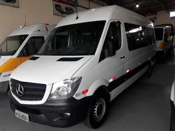Mercedes Sprinter Van Sprinter 313 28 Lugares Doc Onibus
