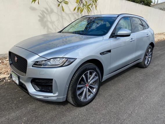 Jaguar F-pace 2.0 R-sport 2019