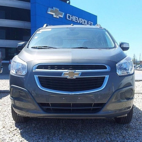 Chevrolet Spin Lt 100% Financiada Cuotas Fijas