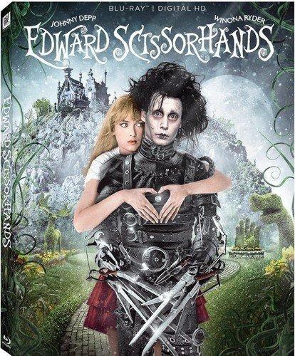 Imagen 1 de 2 de Blu-ray Edward Scissorhands / El Joven Manos De Tijera