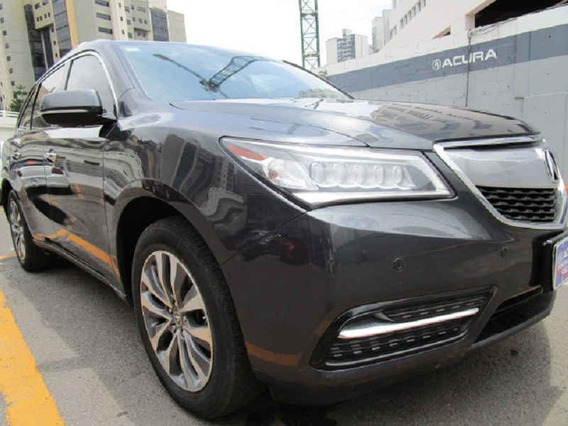 Acura Mdx 2014 5p Tech V6/3.5 Aut