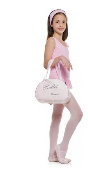 Kit Ballet Original Capezio - 7 Peças Infantil Bolsa Lateral