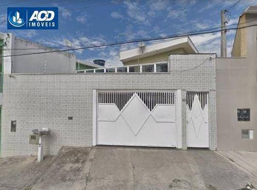 Imagem 1 de 18 de Sobrado Com 3 Dormitórios À Venda, 192 M² Por R$ 600.000 - Jardim Caiubi - Itaquaquecetuba/sp - So0184