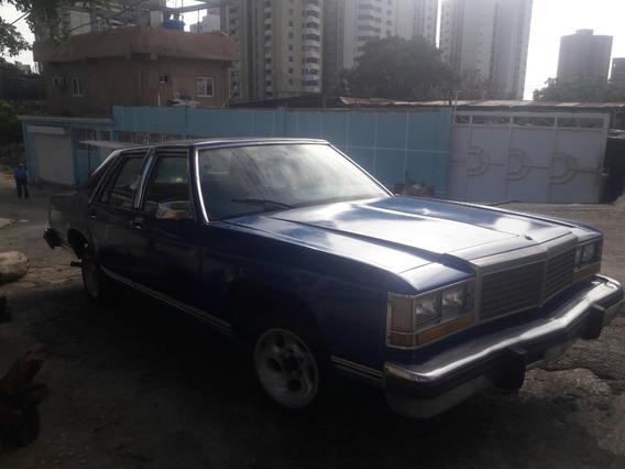 Ford Ltd Ford Ltd Sedan 1982 1992