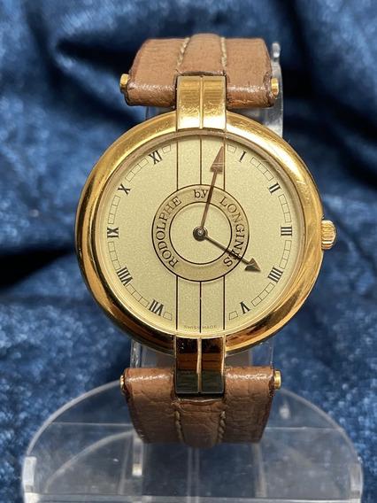 Longines Folh. Ouro By Franck Muller Watch - Leia A História