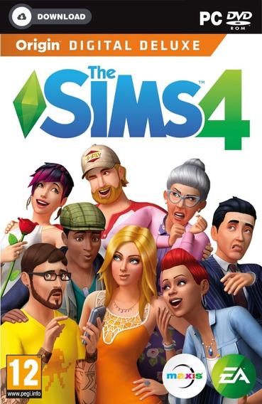 The Sims 4 + Todas As Expansões Pc