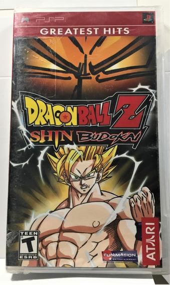 Dragon Ball Shin Budokai 4 en Mercado Libre México