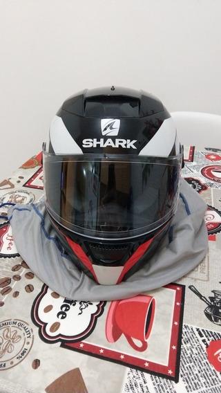 Capacete Shark Speed R Tam L 60cm Perfeito Estado