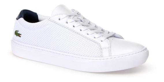 Tênis Lacoste 36cam0041 Feminino Branco Original