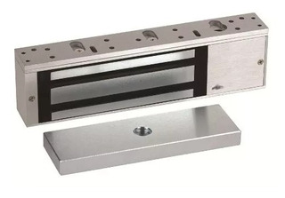 Cerradura Electromagnetica Magnetica Control Acceso 180 Kg