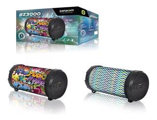 Parlante Bluetooth Bazooka Panacom Bz3000 - Itq Quilmes