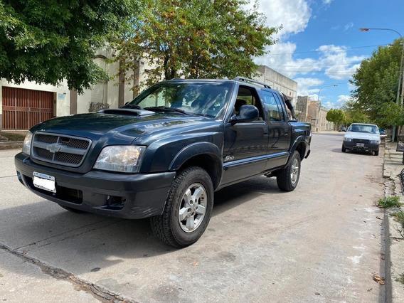 Chevrolet S10 Dlx 4x2 2007 Con Solo 182000km Tatomacaya