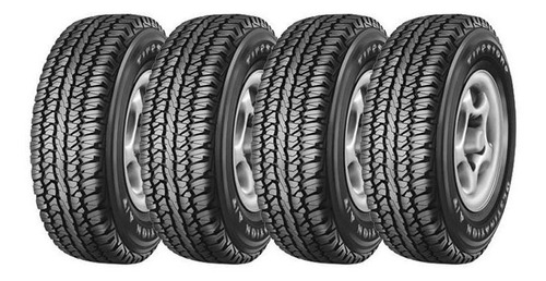 Kit X4 Neumaticos 215/80 R16 Firestone Destination At 107s