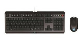 Teclado Mouse Games Razer Cyclosa Combo Abyssus 1800 Dpi