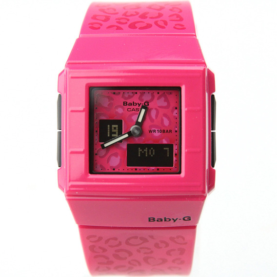 Reloj Baby-g Mujer Bga-200lp-4edr