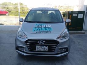 Hyundai Grand I10 4 Puertas Color Plata