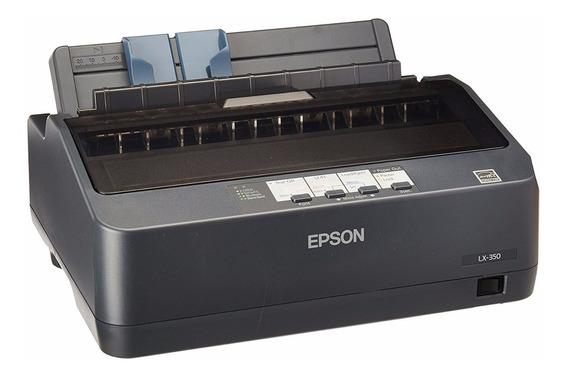 Impressora Matricial Epson Lx350 Original Lacrada Na Caixa