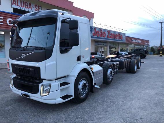 Volvo Vm 330 Isfhit Automico 8x2 Bi Truck Completo