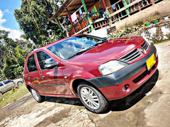 Renault Logan 2007 1.4 Dynamique