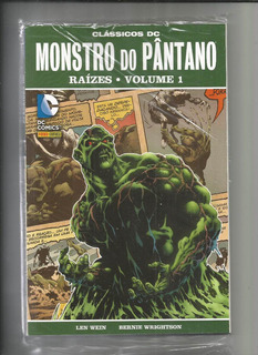 Monstro Do Pantano Raizes 1 - Panini - Bonellihq Cx185 A19