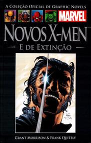 Novos X-men - E De Extinção Grant Morrison E Frank Quitely