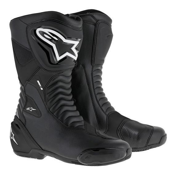 Bota Alpinestars Smx-s Para Motociclista Esportiva