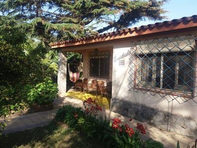 2 Casas En Un Mismo Padrón, Excelente Ubicación.