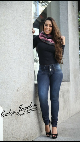 Calça Jeans Darlook Lancamento Ref.35575