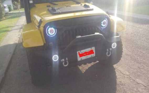 Jeep Wangler Sahara 4*4 Ediccion Especial