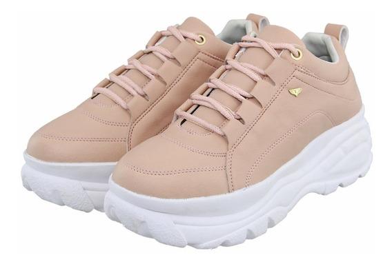 Tenis Feminino Dad Sneaker Plataforma Lançamento Exclusivo