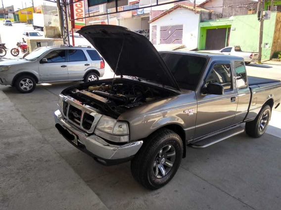 Ford Ranger 2.5 Xl Super Cab. 4x4 4p 2001