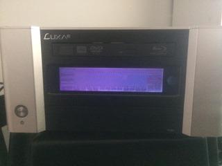 Mini Pc - Htpc - Gabinete Aluminio Luxa2