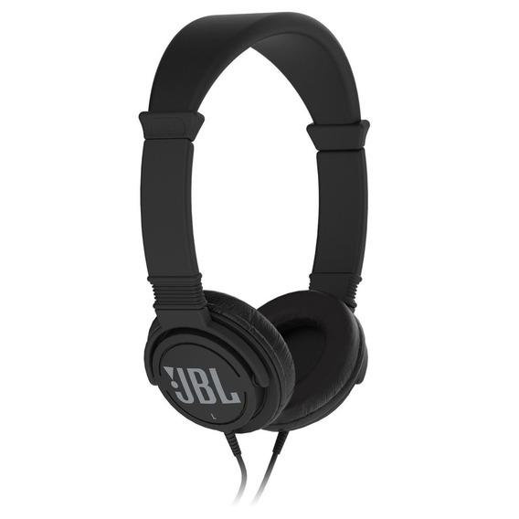 Fone De Ouvido Jbl C300si On Ear Preto Original