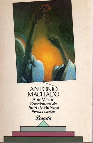 Abel Martin - Machado - Losada