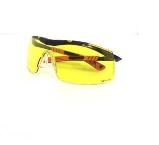 Óculos Ciclista P/ Dirigir A Noite Cor Amarelo Visão Noturna