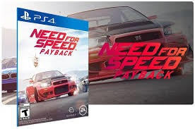 Need For Speed Payback_mídia Digital_ps4