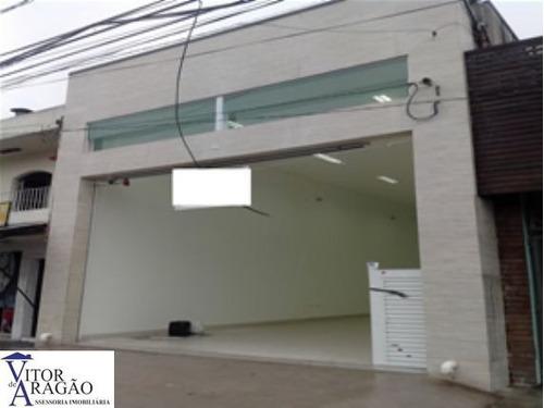 Imagem 1 de 5 de 91159 -  Sala Comercial Terrea, Imirim - São Paulo/sp - 91159