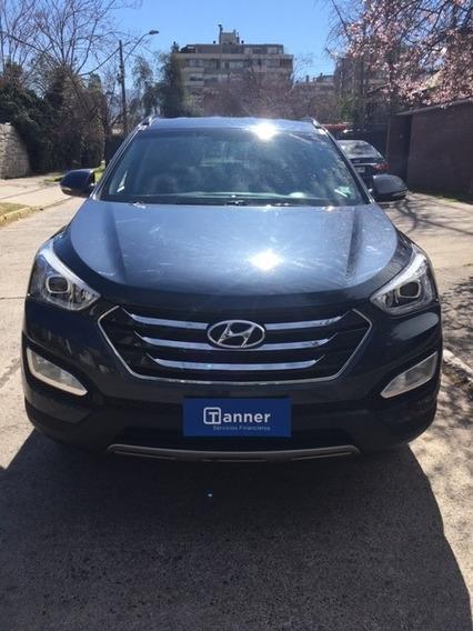Hyundai Santa Fe Gls 2.4 Año 2015